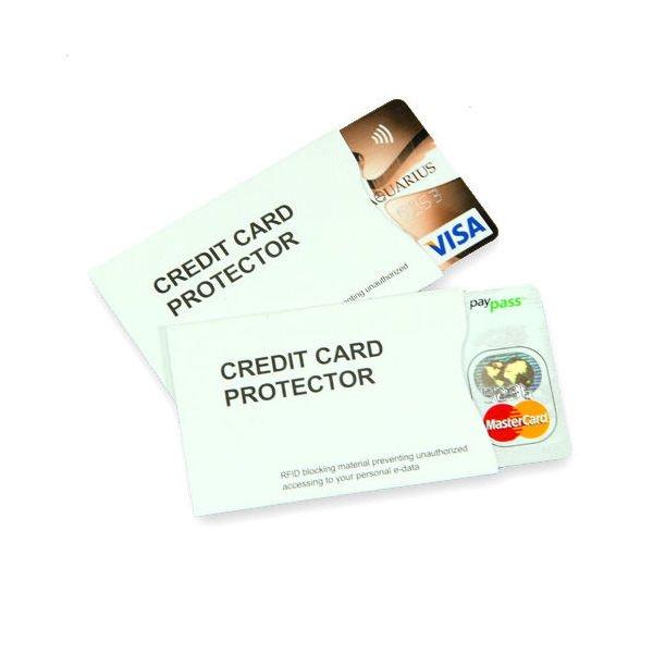Etui chroniące karty zbliżeniowe anty RFID