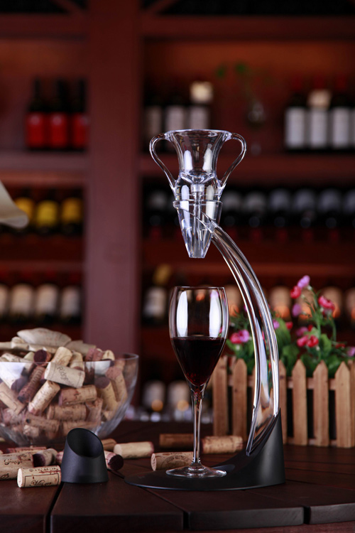 Aerator Angel decanter